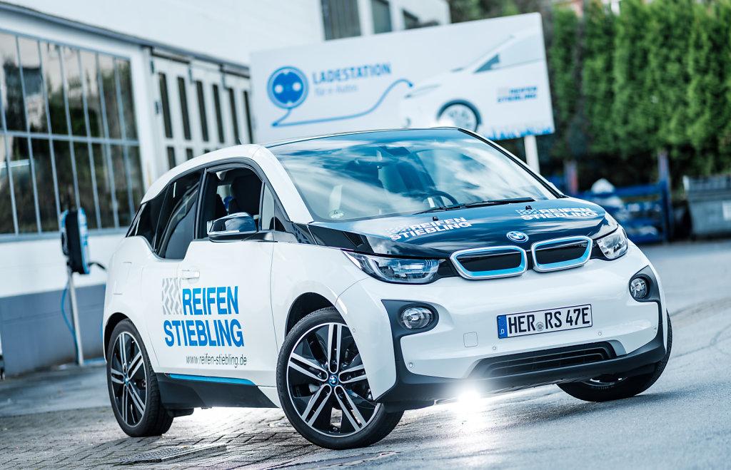 Reifen Stiebling GmbH - E-Mobilität