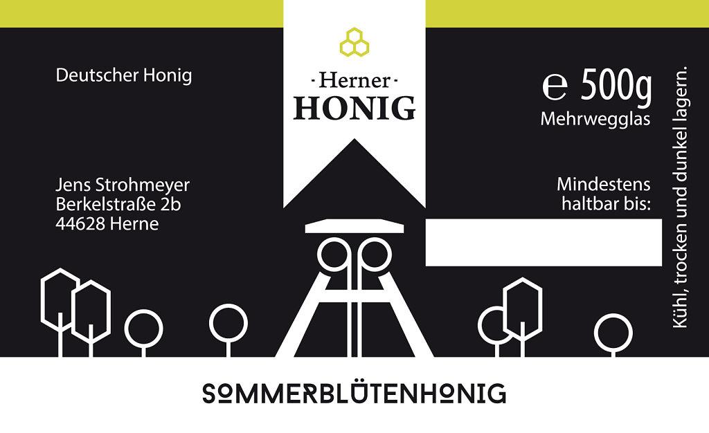 StrohmeyerJens Etikett HernerHonig Sommerbluetenhonig 4C 2018
