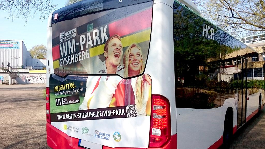 Reifen Stiebling - WM-Park